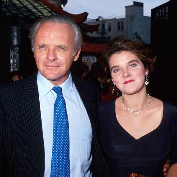 Anthony Hopkins, Abigail Hopkins